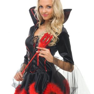Devil Woman Skirt