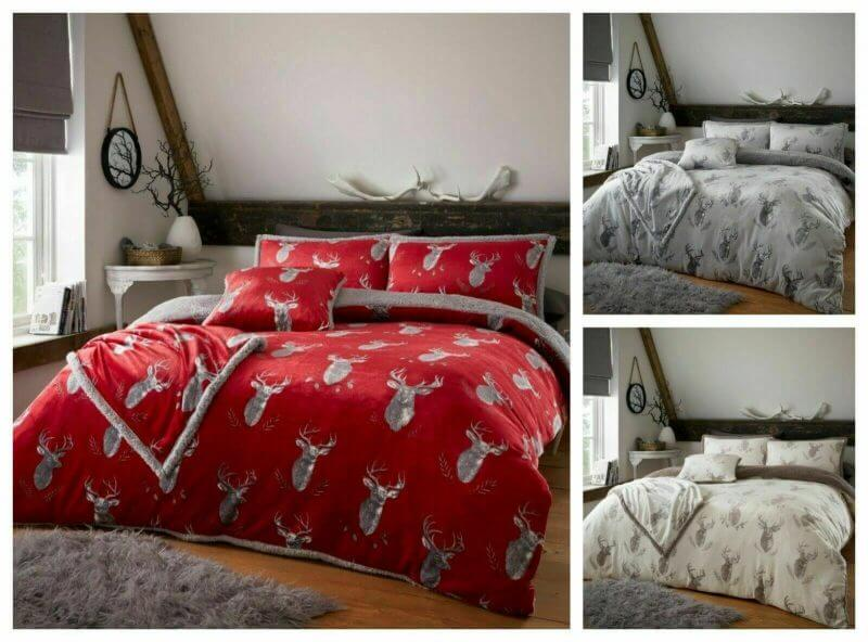 Murray Stag Design Duvet Covers
