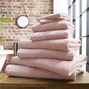 Waffle Egyptian Cotton 600GSM Towels